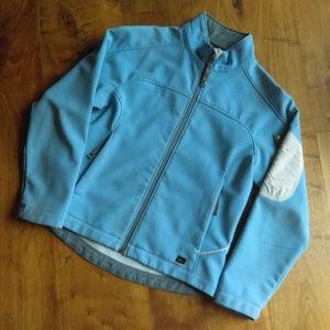 REI girls mid-weight jacket